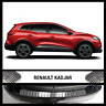 2015Up Renault Kadjar Chrome Rear Bumper Protector Scratch Guard S.Steel