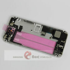 For APPLE IPhone 5s chassis back housing FULL Assembly with small parts WHITE