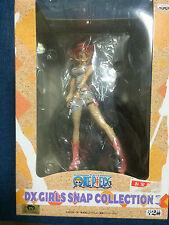 Nami Figure - One Piece Banpresto Dx Girls Snap Collection 3 - Anime Girl Japan