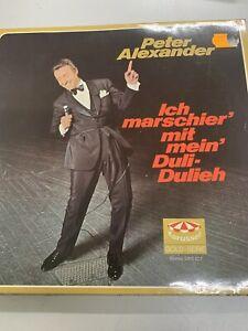 Peter Alexander~Ich Marschier`mit mein`Duli-Dulieh~