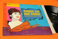 MORGANA KING LP MORE MORGANA 1°ST ORIG USA ASCOT COPERTINA CARTONATA !!!!!