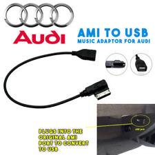 Câbles AUX et d'interface Ami pour véhicule