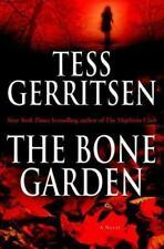 The Bone Garden: A Novel By Tess Gerritsen Paperback Book