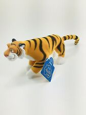 Disney Aladdin Raja Tiger Plush Applause Vintage Original with Tags