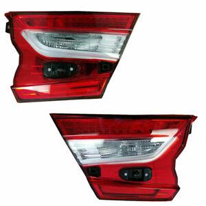 For 2018 2019 Honda Accord Sedan Pair of  Inner Taillight LH+RH Side Sport New