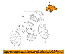GM OEM Rear-Brake Disc Caliper 19150982