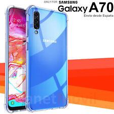 Funda AntiGolpes Antichoque Samsung Galaxy A70 esquinas reforzadas carcasa A 70