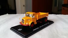 1/50 GMTS GOLDEN OLDIES HENSCHEL HS 12 AK BJ. 1961-1967 TRUCK CAMION TIPPER