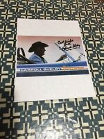 CARROLL SHELBY WHEELS  CALIFORNIA  GIRL BROCHURE FRONT /& BACK FULL COLOR IMAGES!