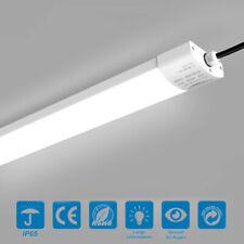LED Feuchtraumleuchte 60 120 150 cm Wannenleuchte Röhre Keller Werkstatt IP65