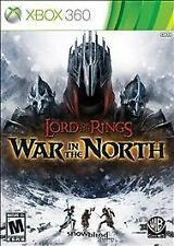 Lord of the Rings: War in the North (Microsoft Xbox 360, 2011) - BRAND NEW