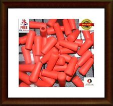 12 Redhead Blunts ideal for re-enactment longbow arrows Rubber Blunts, Red color