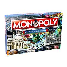 Brighton &amp Hove Monopoly 2017 Edition Game