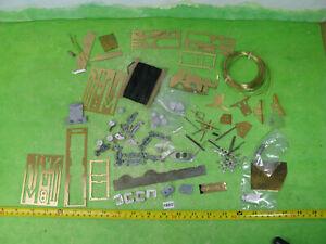 vintage hachette locomotive parts build the mallard model railway O gauge 1660