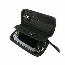 Khanka All-in-one Double Compartment Hard Carry Travel Case Bag For Sony Psvi...