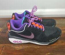 Nike ACG Dog Mountain Black Equator 10.5 Premium Running Hiking Shoes AQ0916-001