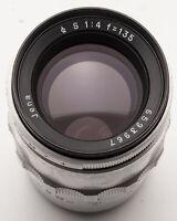 Carl Zeiss Jena S 1:4 4 135mm 135 mm M42 M 42 Digital