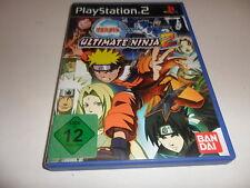 PlayStation 2  PS 2  Naruto - Ultimate Ninja 2