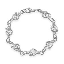 Ortak Sterling Silver Charles Rennie Mackintosh Bracelet