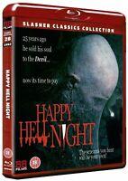 HAPPY HELL NIGHT (1992) - Blu Ray Disc - Uncut Version