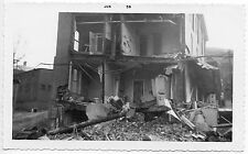 Y195 Rp 1959 B&O Baltimore Ohio Railroad Train Wreck Piedmont Wv Campbell Hotel