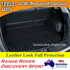 Boot Liner Protector Cargo Mats Cover for Range Rover Discovery Sport 2014 - 18
