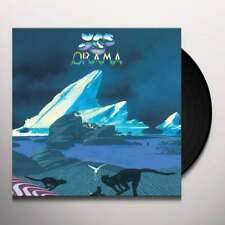 YES - Drama LP - 180 Gram Vinyl Album - SEALED Gatefold Record Reissue
