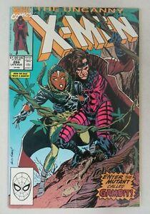 Uncanny X-Men #266 (1990) VG 1st appearance Gambit Low Grade Key Marvel Comics