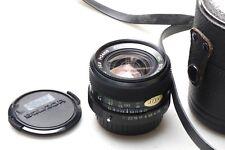Soligor MC 24mm F2.8 f. Pentax K