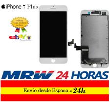 "Pantalla Completa para iPhone 7 Plus 5,5"" LCD + Táctil Blanca Blanco"