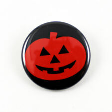 Halloween III Silver Shamrock Magic Pumpkin -  1 1/4 Inch Pinback Button horror