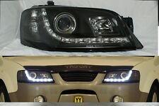 Ford Territory TX Model LED Projector Black Headlights 2004-2009 BLACK PAIR new