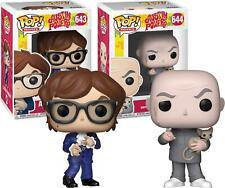 Austin Powers and Dr. Evil Funko Pop! Bundle