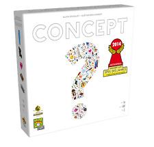Concept Brettspiel Deutsch, Repos Production / Asmodee