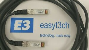 Cisco Twinax SFP-H10GB-CU5M 37-0962-03 SFP+ 5M DAC Networking Cable Switch 10GB