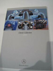Catálogo Catalogue Mercedes Reference Guide Collectors Collection Boutique