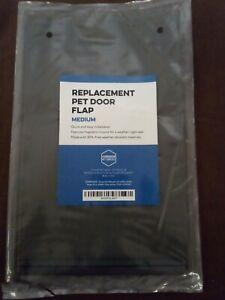 Evergreen Pet Supplies Medium Replacement Door Flap #0302 NEW