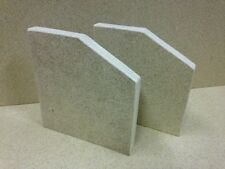 One Pair of Side Fire Bricks to suit Little Wenlock Stove (Boiler Model)