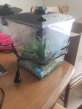 New listing 2 Gallon Fish Tank Small Desktop Aquarium (3 available)