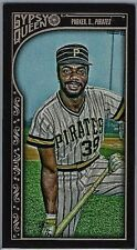 2015 Topps Gypsy Queen Mini SP #321 Dave Parker High # SP NM/MT Pirates, Look!