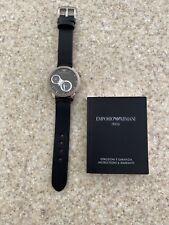 MINT Emporio Armani Meccanico AR4643 Automatic 28 Jewels Mens Watch