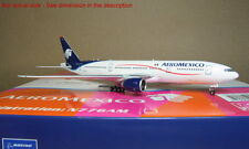 Phoenix 1/400 Aeromexico B777-200ER N774AM #11354 Diecast Metal Plane