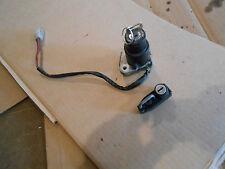 Yamaha FZ600 FZ 600 FZ6 1988 ignition switch key helmet lock