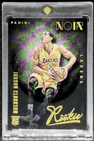 Jordan Clarkson 2014-15 Panini Noir /99 Rookie RC Los Angeles Lakers