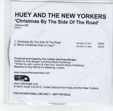 (DK2) Huey & The New Yorkers, Christmas By The Side Of The Road - 2012 DJ CD