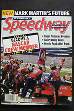 SPEEDWAY ILLUSTRATED OCTOBER 2005 MARTIN NEWMAN JOHNSON FRANCE NDWS BOWYER