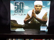 50 CENT JUST A LIL BIT - AUSTRALIAN CD SINGLE