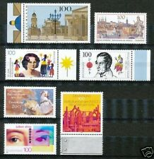 Bundespost partijtje postfrisse zegels uit 1996 (2)