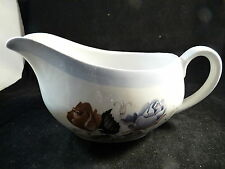 Alfred Meakin Gravy Sauce Boat Springwood Glo-White England