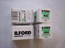 Pellicules Ilford Delta 400 asa ( iso ) 24x36 24 36 exp